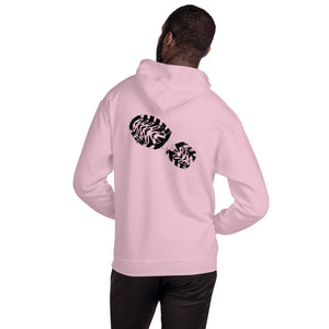 Eat Sleep Mud Repeat Unisex Hoodie
