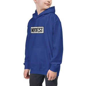 Mudfest Made Me Do It Kids Hoodie