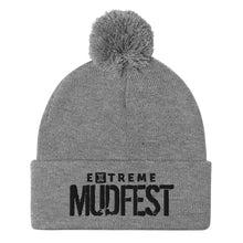 Load image into Gallery viewer, Mudfest Pom-Pom Beanie