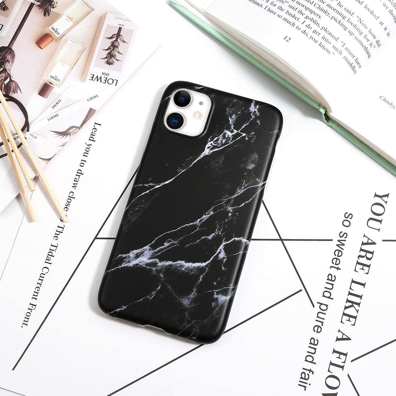 iPhone Marmor Cover - Sort - Yourep