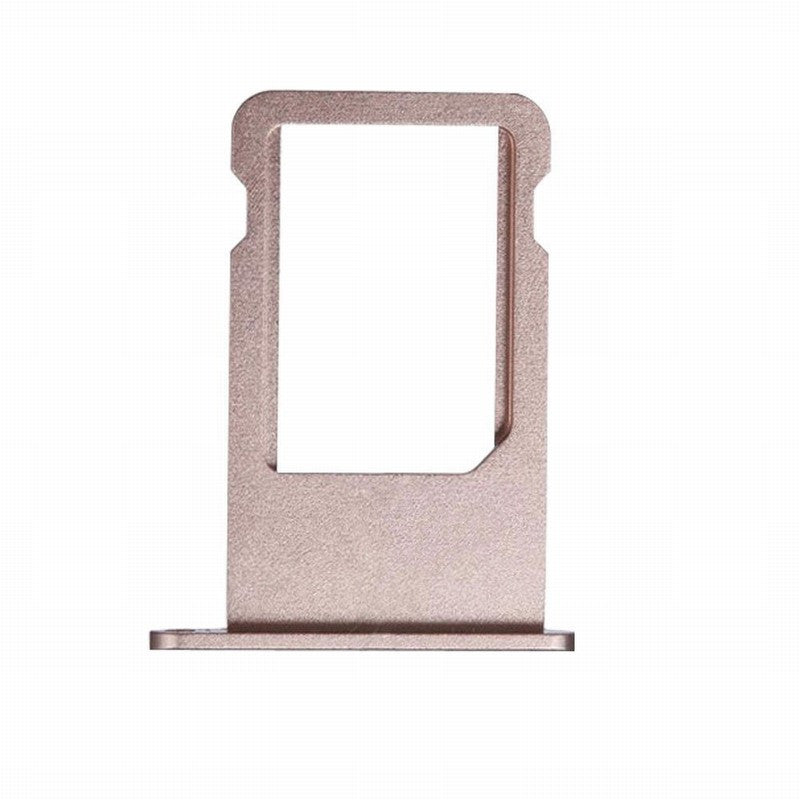 Reservedele iPhone 6S Plus - Sim Kort Holder - Flere Varianter - YourepYourep Rosa