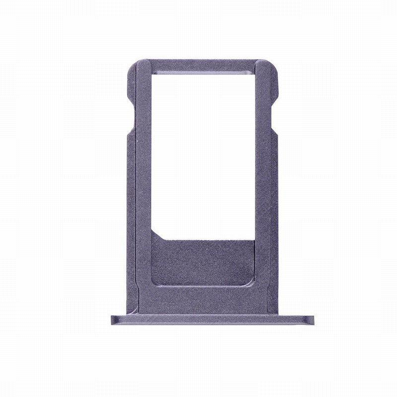 Reservedele iPhone 5S - Sim Kort Holder - Flere Varianter - YourepYourep Sort