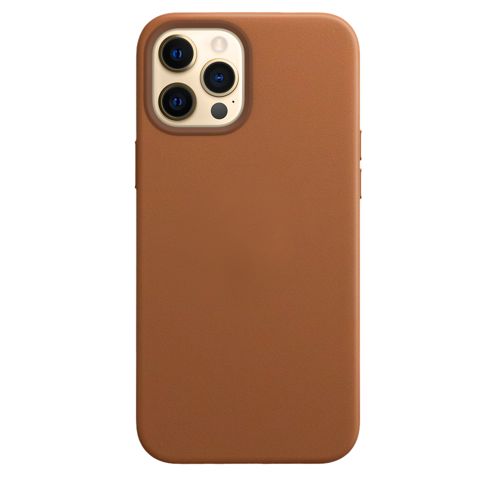 iPhone 12 Mini / 12 / 12 Pro / 12 Pro Max håndlavet Læder Cover