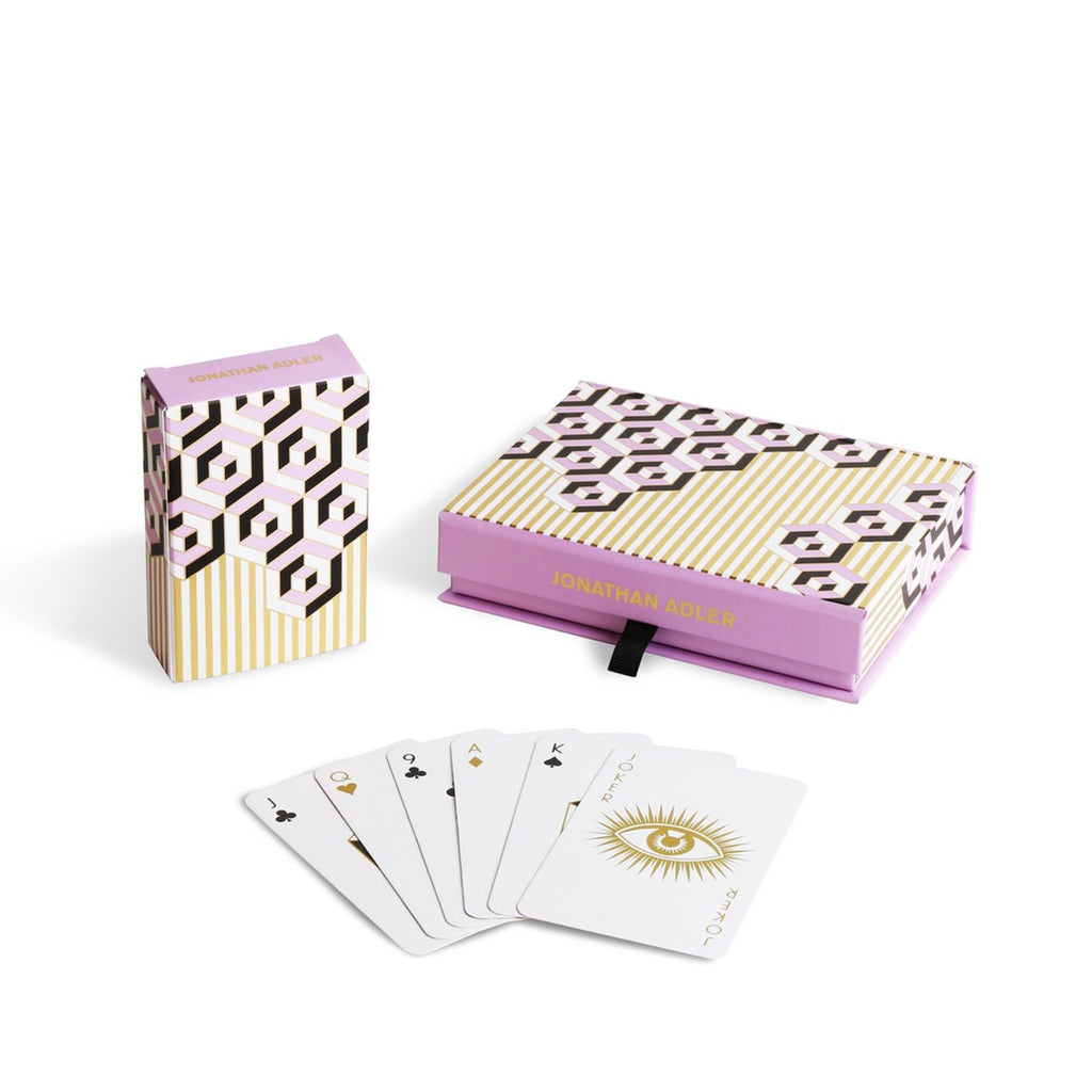 Versailles Playing Card Set by Jonathan Adler