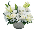 Angelical Flower Basket