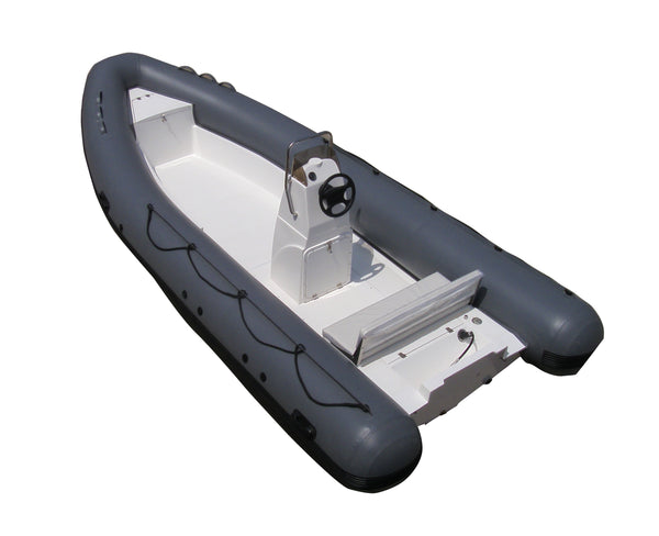 18ft 4in RHIB Rigid Hull Inflatable Boat