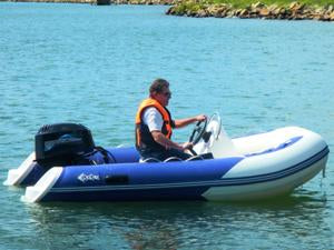 New Turn Key RHIB For Sale