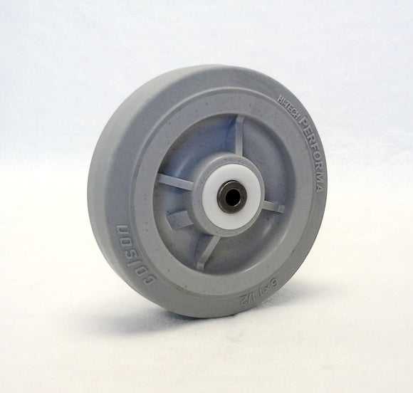6 X 1-1/2 Inch Transport Wheel