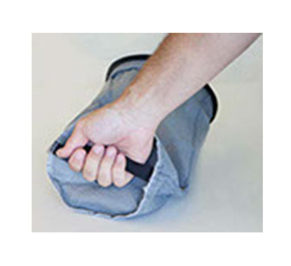 HEPA DRY VAC Cloth Bag - Sold Individually - Square Scrub SS EBG-HDVK-CB