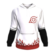 Load image into Gallery viewer, Naruto Forth Hokage Hoodie