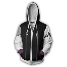 Load image into Gallery viewer, Fairy Tail Lucy Zip Up Hoodie