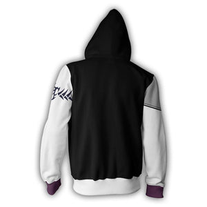 Fairy Tail Lucy Zip Up Hoodie
