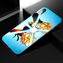 Load image into Gallery viewer, Dragon Ball Trunks&Son Gohan Anime Phone Case-Tempered Glass Cover
