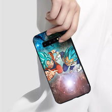 Load image into Gallery viewer, Dragon Ball Son Goku&Vegeta Anime Phone Case-Tempered Glass Cover