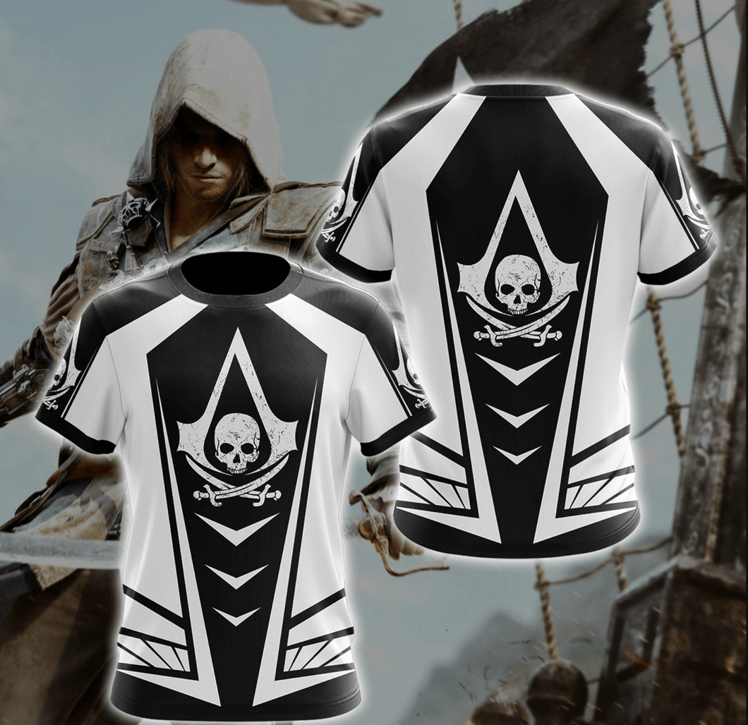 Assassin's Creed 4 T-Shirt