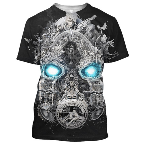Borderlands 3 Diamond Post T-Shirt