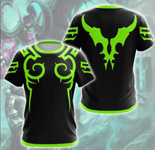 Load image into Gallery viewer, Warcraft Illidan T-Shirt