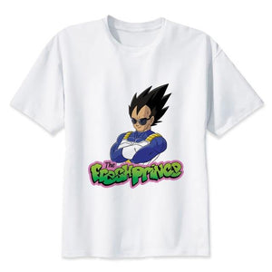 Dragon Ball Vegeta T-Shirt