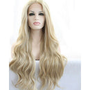 Long Blonde Color Indian Body Wave