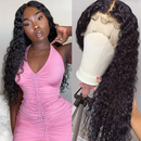 360 Lace Frontal Wig Human Hair Wigs Wavy Hairstyles