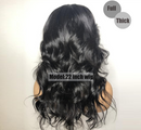 Full Lace Real Hair Wig Pre-collection Brazilian Lace Wig