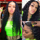 360 Lace Frontal Wig Lace Front Human Hair Wigs For Black Women   Hair Wig