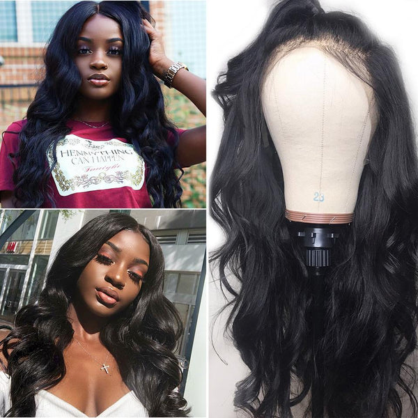 Body Wave 360 Lace Frontal Wig Remy