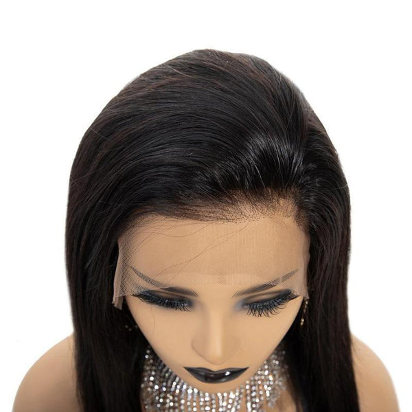 Straight Bob Wig Front Lace Wig