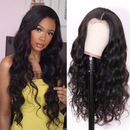 Brazilian Full Lace Human Hair Wigs  Transparent Glueless Full Lace Wave Wigs Lady Wig