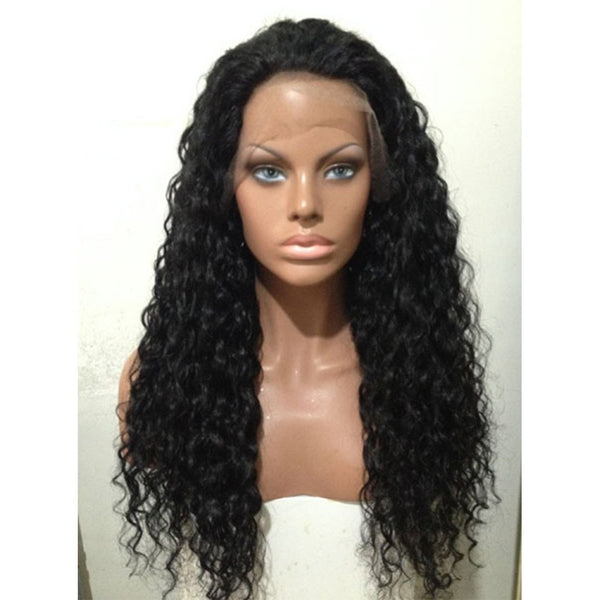 2019 latest human hair wig-18 inch