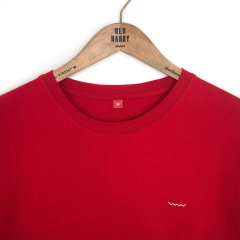 RED T-SHIRT