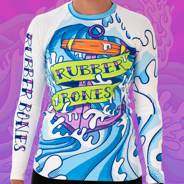 Women's Siren Series Rash Guard