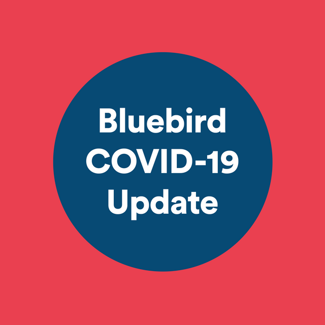 Bluebird's Business Procedures During COVID-19