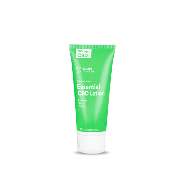 Hemp CBD Essential Lotion