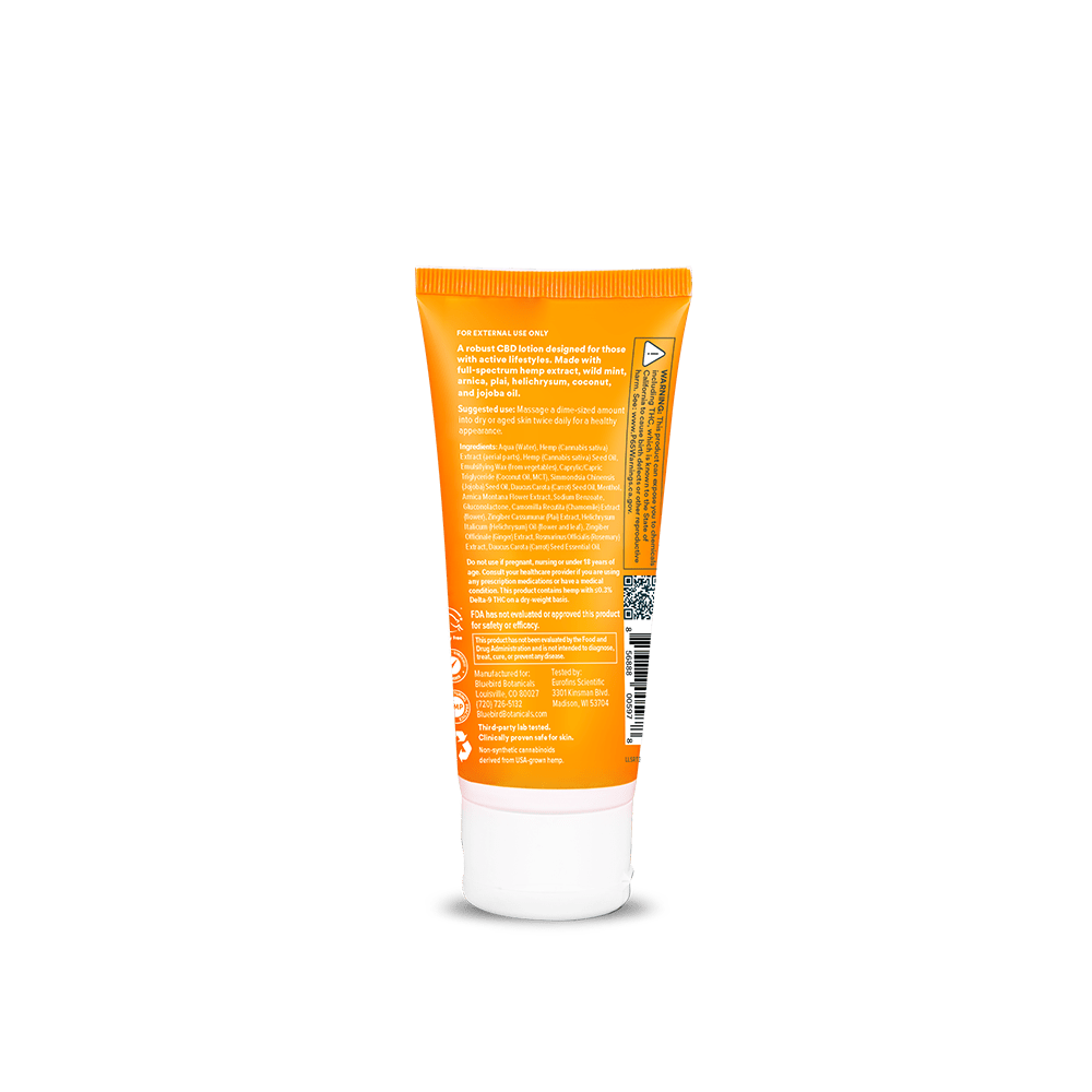 Hemp CBD Sport Lotion