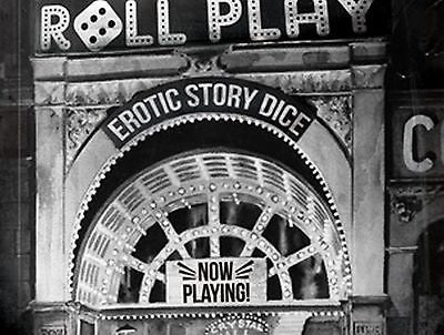 Roll Play Erotic Dice Game