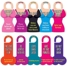 Adult Novelty Door Hangers