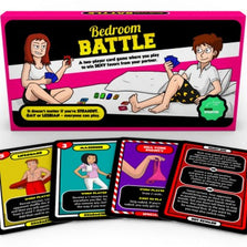 Bedroom Battle Card Game
