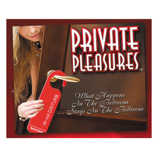 Private Pleasures Game