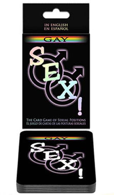 Sex! Gay Card Game