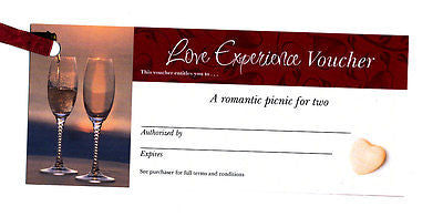 Love Vouchers | Set of 7  Romantic Coupons