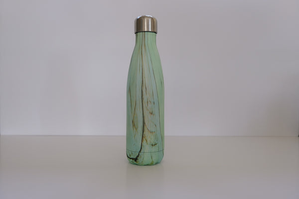 Green Wood Effect 500ml Classic Bottle – Sample