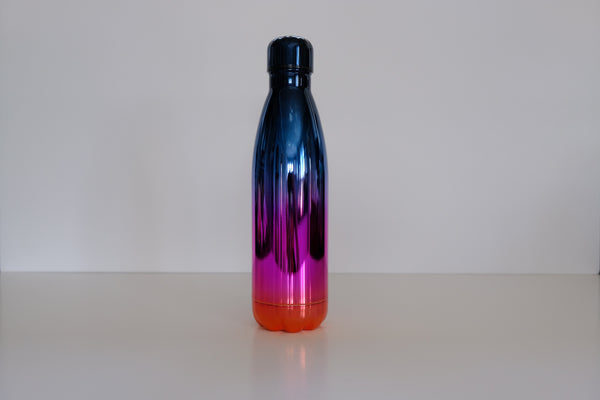 Ombre Pink/Blue 500ml Classic Bottle – Sample