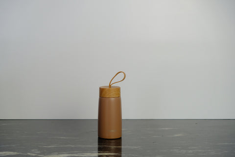 Hazelnut Brown Mini Tumbler