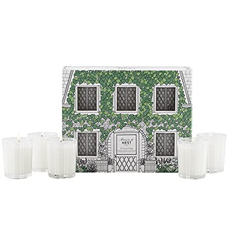 Velas Votivas Maison de Nest Country Cottage - Set de 5