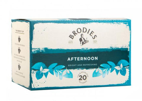 Brodies Afternoon Tea - 20 sachets
