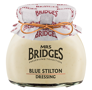 Mrs Bridges - Sauce au fromage Stilton (180grs)