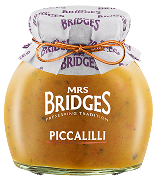 Mrs Bridges - Sauce Picalilli (270grs)