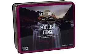 Mrs Tilly's Scottish Fudge - 400grs