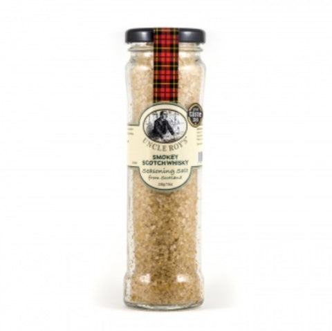 Uncle Roy's - Smokey Scotch Whisky Salt